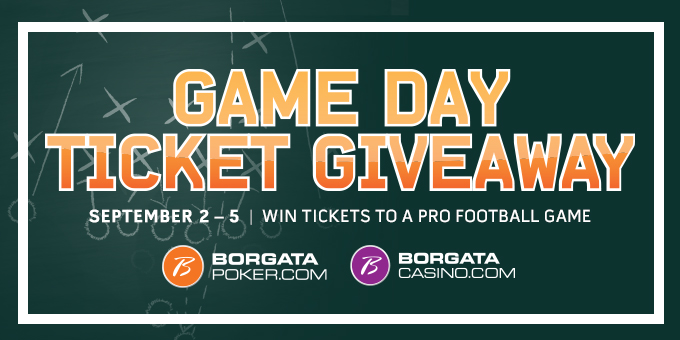 Game Day Ticket Giveaway