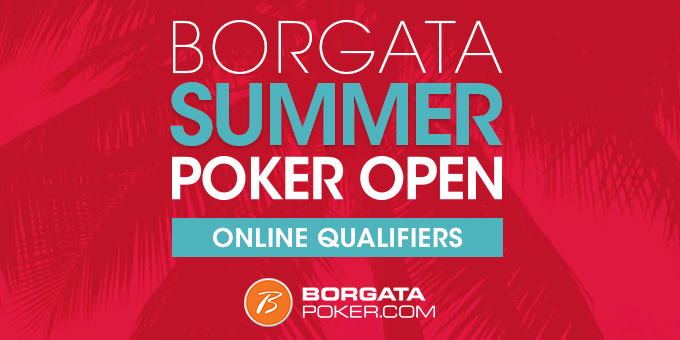 Online Satellites to Borgata Summer Poker Open