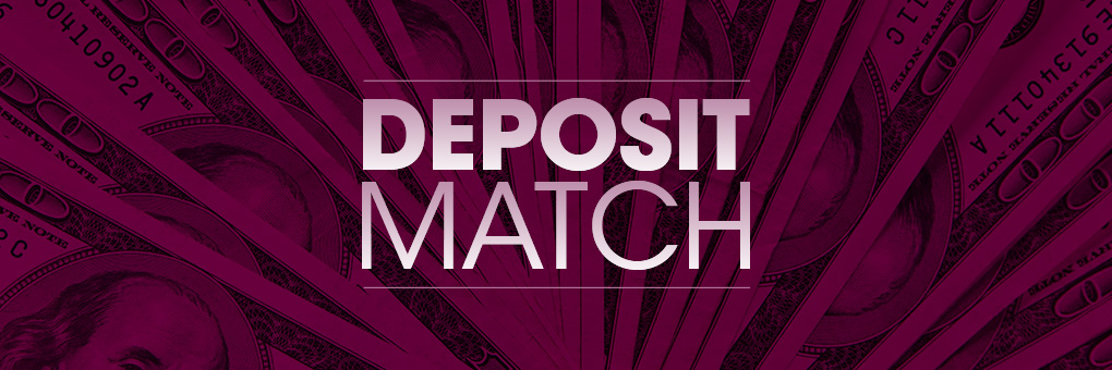Table Games Deposit Match