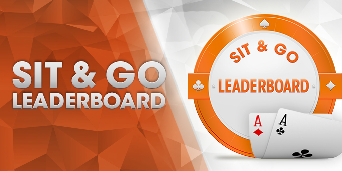 Sit & Go Leaderboards