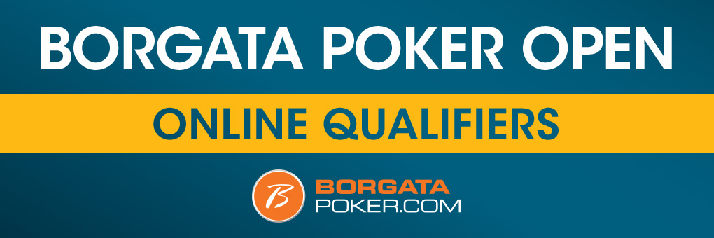 Online Satellites to Borgata Poker Open Events