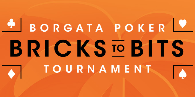 Bricks-to-Bits Freeroll Tournament Promotion